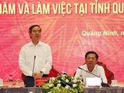 Quang Ninh aims to gain centrally-run city status by 2025