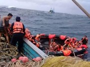 Boat capsizes in eastern Indonesia, leaving 2 dead, 11 missing