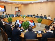 Hanoi, Singapore seek to promote partnership