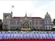 Thailand's new cabinet sworn in