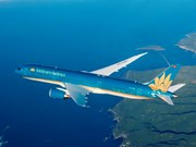 Vietnam Airlines reports higher revenue in first half
