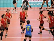 Vietnam advance to Asian Women's U23 Volleyball quarter-finals