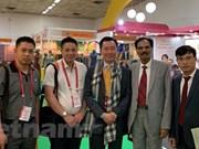 Vietnamese firms join India International Silk Fair
