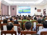 Vietnam, Cambodia build border lines of peace, friendship