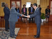 Papua New Guinea Governor-General hails Vietnam's position