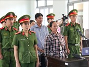 Binh Thuan: Court upholds sentences for three rioters