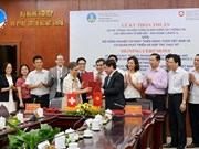 Switzerland helps VN apply remote-sensing technology in rice farming