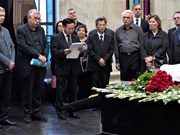 Last respects paid to Russian friends of Vietnam