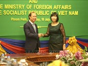 Vietnam, Cambodia hold sixth political consultation