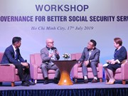 Good governance a decisive factor for good social security services
