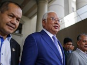 Singapore returns Malaysia millions of USD linked to 1MDB scandal