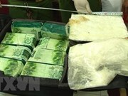 Nam Dinh police bust nearly 13,000 drug trafficking cases in decade