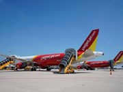 Vietjet Air reschedules flights to Busan due to Typhoon Danas