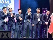 Vietnam win two golds, four silvers at Int'l Mathematical Olympiad