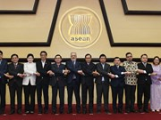 ASEAN, Turkey agree on prioritised cooperation areas