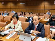 Vietnam actively partakes in building int'l trade regulations