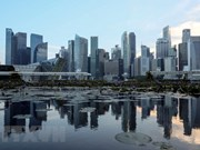 Singapore's economic growth shows signs of slowndown