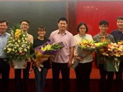 All Vietnamese students get medals at 2019 Int'l Biology Olympiad