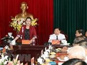 Vinh Long urged to step up economic strategic breakthroughs