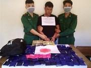 Trans-national drug ringleader arrested