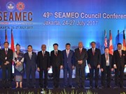 Southeast Asian education chiefs meet in Malaysia