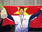 Vietnam bring home three Asian karate championship bronze medals
