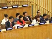 Vietnam attends Supreme Audit Institution leadership meeting in US