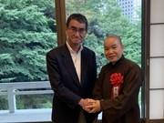 Vietnamese honoured for promoting Vietnam-Japan relations