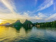 Ha Long Bay ranked in top 10 most beautiful sunrise spots in world