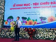 Vietnam-Russia Youth Forum opens in Hanoi