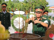 An Giang lays martyrs from Cambodia to rest