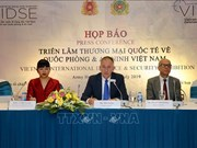 Hanoi to host Vietnam International Defence & Security Exhibition