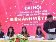 Vietnam Association of Film Promotion and Development debuts
