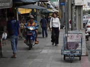 Thailand to double fine on motorbike approaching footpaths