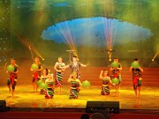 Road No 9 Singing Festival wraps up in central Quang Tri province