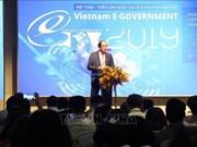 National seminar talks e-Government