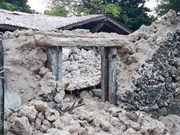 Death toll from earthquakes in Philippines rises to eight