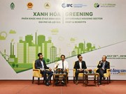Green buildings benefit both investors and home buyers