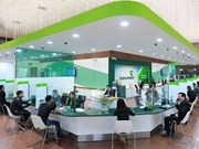 Vietcombank leads in first-half pre-tax profits
