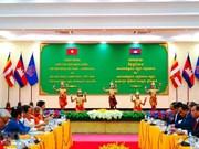 Vietnam, Cambodia friendship associations issue joint statement