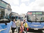 CNG buses in HCM City could lose fuel supply