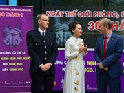 British Embassy launches anti-human trafficking campaign in Vietnam