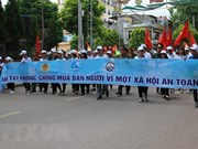 Meeting responds to National Day on Anti-Trafficking in Persons
