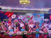 Vietnam – Laos border friendship exchange held in Quang Tri