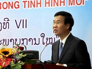 Vietnamese, Lao Parties hold seventh theoretical workshop