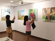 Da Nang hosts 1st int'l fine arts exchange workshop & exhibition