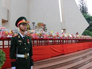 Dak Lak repatriates remains of 17 soldiers, experts from Cambodia