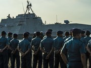 Indonesia, US begin annual joint naval exercise