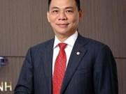 Vietnamese billionaire among world's 200 richest people