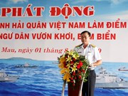Programme to enhance naval force's support for fishermen